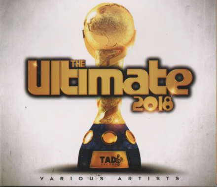 Various Artists - The Ultimate 2018 (Tads Record) CD